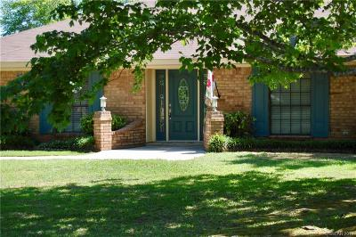 Minden Single Family Home For Sale: 281 S Tanglewood Drive