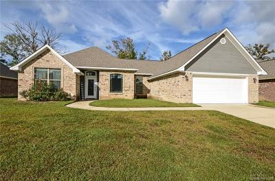 Haughton Single Family Home For Sale: 210 Southern Creek Circle