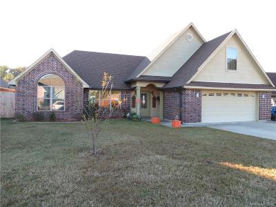 Benton Single Family Home For Sale: 107 Lola Circle