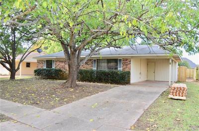Bossier City LA Single Family Home For Sale: $113,900