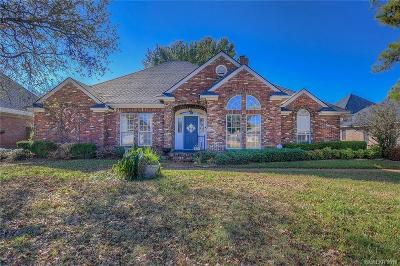 Bossier City Single Family Home For Sale: 155 Southwood Drive