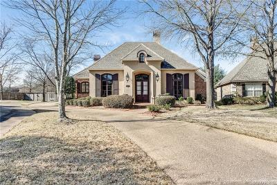 Bossier City Single Family Home For Sale: 110 Chesterton Court