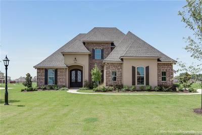 Benton Single Family Home For Sale: 727 Smokehouse Loop