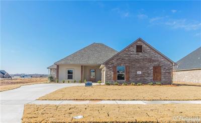 Benton Single Family Home For Sale: 605 Stowe