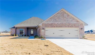 Benton Single Family Home For Sale: 206 Jamestowne Blvd Boulevard