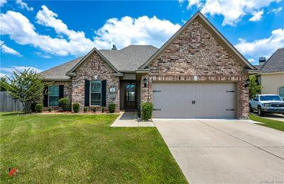 Benton Single Family Home For Sale: 218 Roanoke