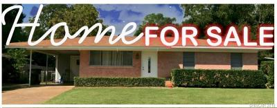 Bossier City Single Family Home For Sale: 2521 Waverly Drive