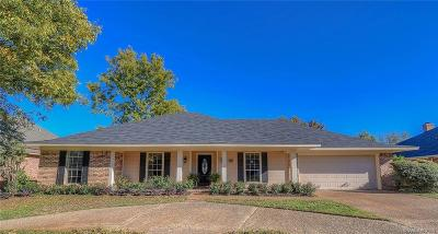 Bossier City Single Family Home For Sale: 406 Madison Street