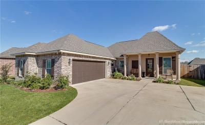 Bossier City Single Family Home For Sale: 342 Camelback Drive
