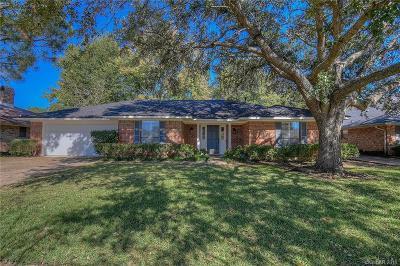 University Terrace, University Terrace South Single Family Home For Sale: 638 Rock Hollow Drive