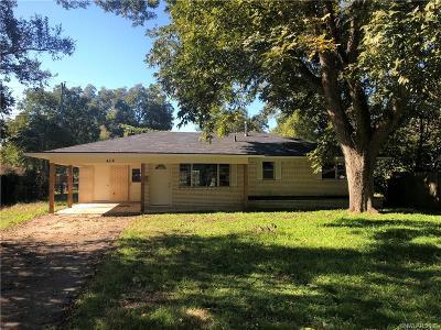 Bossier City Single Family Home For Sale: 4114 Glen Street