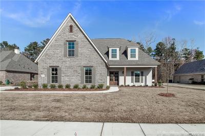Shreveport LA Single Family Home For Sale: $473,500