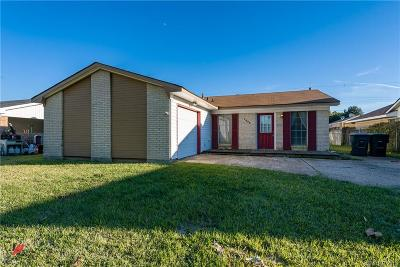 Bossier City Single Family Home For Sale: 1508 Holiday Place