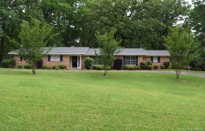 Minden Single Family Home For Sale: 402 Chris Drive
