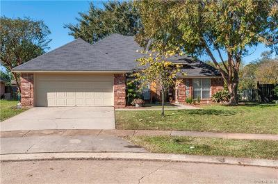 Bossier City Single Family Home For Sale: 5901 Clearview Circle