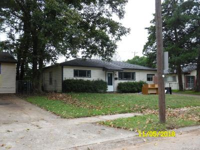 Bossier City Single Family Home For Sale: 3202 Rose Place