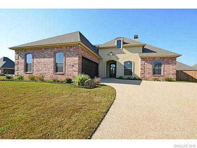 Norris Ferry Crossing Single Family Home For Sale: 1110 Cypress Creek