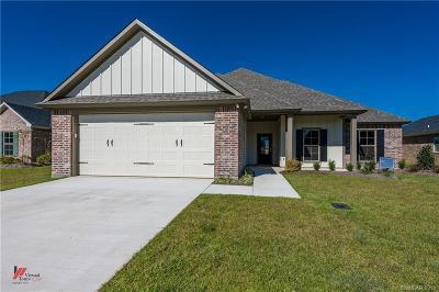 Shreveport LA Single Family Home For Sale: $233,000