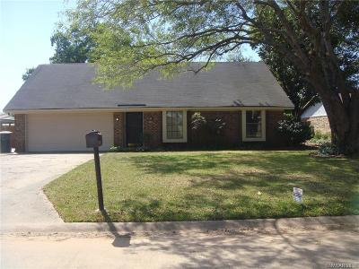 Bossier City Single Family Home For Sale: 2643 Brown Street