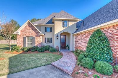 Benton Single Family Home For Sale: 4726 Taldon Lane