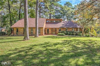 Shreveport LA Single Family Home For Sale: $429,900
