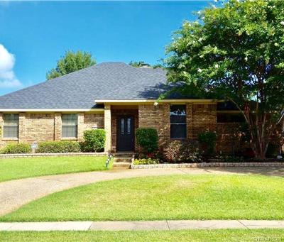 Bossier City Single Family Home For Sale: 425 Maple Ridge Drive