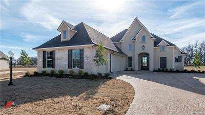 Bossier City Single Family Home For Sale: 611 Dumaine Drive