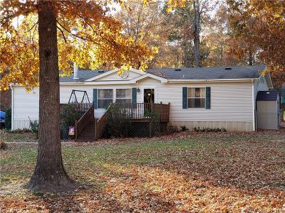 Benton Single Family Home For Sale: 132 Doe Lane