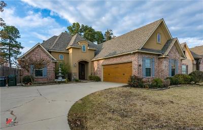 Benton Single Family Home For Sale: 289 Danielle Drive