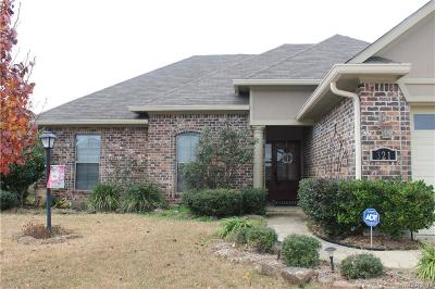 Haughton Single Family Home For Sale: 321 Camden