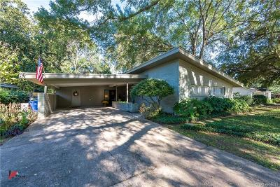Clingman Park, Clingman Park Broadmoor Single Family Home For Sale: 4643 Fern Avenue