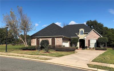 Haughton Single Family Home For Sale: 19 Fairway Circle