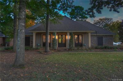 Benton Single Family Home For Sale: 4000 Lakeway Boulevard