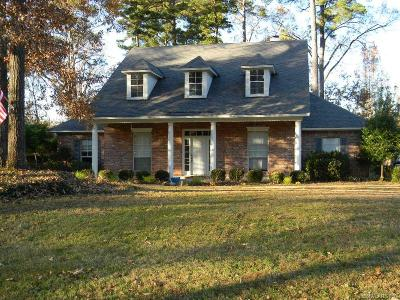 Benton Single Family Home For Sale: 200 Hilton Head Drive
