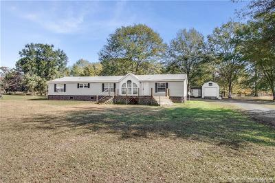 Haughton Single Family Home For Sale: 5305 Bellevue Road