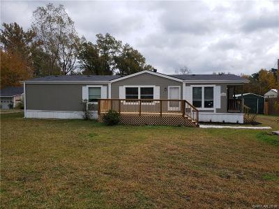 Keithville Single Family Home For Sale: 10799 Newson Road