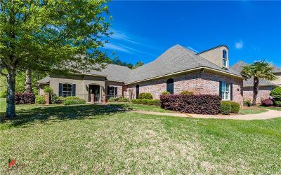 Shreveport Single Family Home For Sale: 2708 Stone Creek Drive