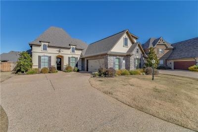 Bossier City Single Family Home For Sale: 688 Dumaine Drive