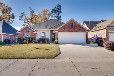Norris Ferry Crossing Single Family Home For Sale: 10440 Plum Creek Drive