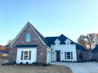 Benton Single Family Home For Sale: 150 St. Andrews Street