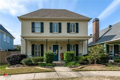 Provenance Single Family Home For Sale: 2052 Bridgewater #163
