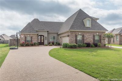 Bossier City Single Family Home For Sale: 105 Button Willow Drive