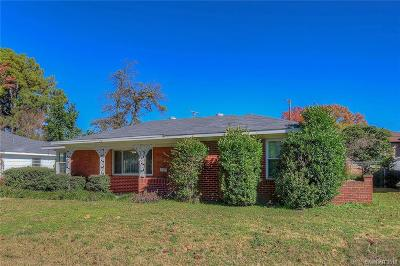 Broadmoor Terrace Single Family Home For Sale: 1827 Bryan Place