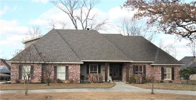 Bossier City Single Family Home For Sale: 729 Duckwater