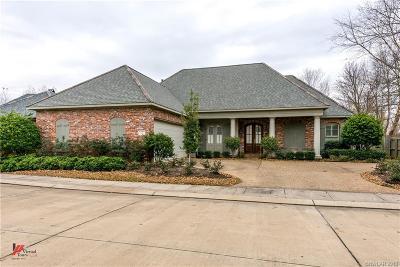 Shreveport Single Family Home For Sale: 6121 Fern Avenue #73