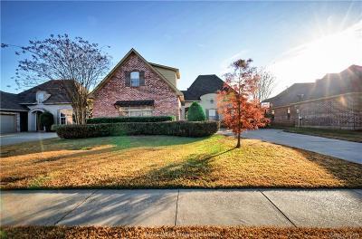 Shreveport Single Family Home For Sale: 9961 Loveland Court