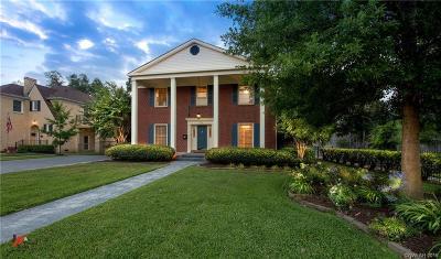 Shreveport Single Family Home For Sale: 759 Wilder Place