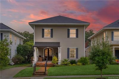 Shreveport Single Family Home For Sale: 906 Kirby Place