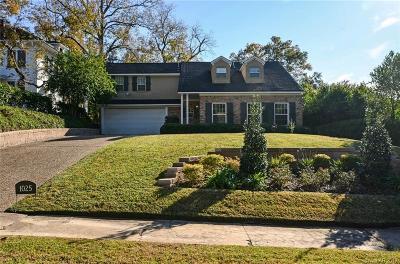 Shreveport Single Family Home For Sale: 1025 Ontario Street