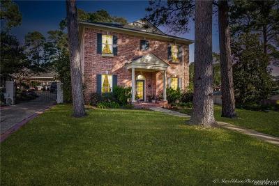 Shreveport Single Family Home For Sale: 502 Elmwood St Street